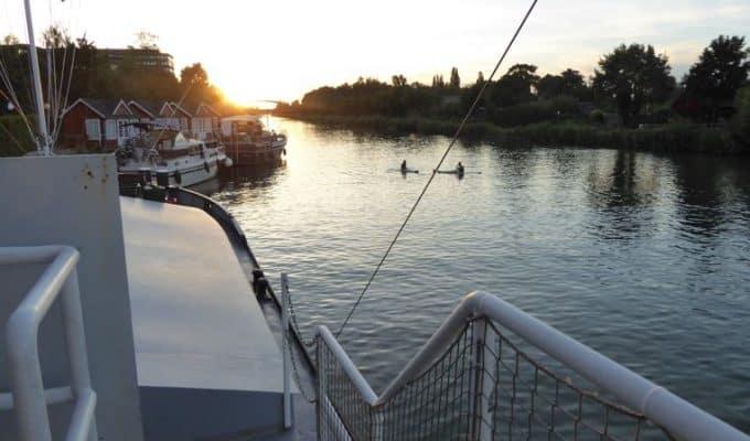 Style Hannover stellt das Schifftaurant vor.