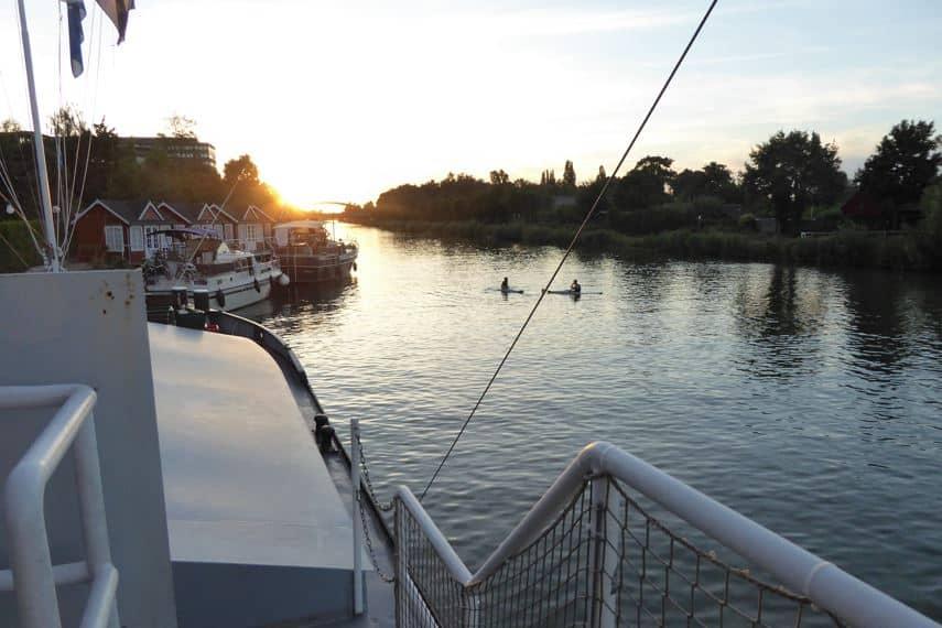 Style Hannover Schifftaurant KBW 1 - Das Schifftaurant am Kanal
