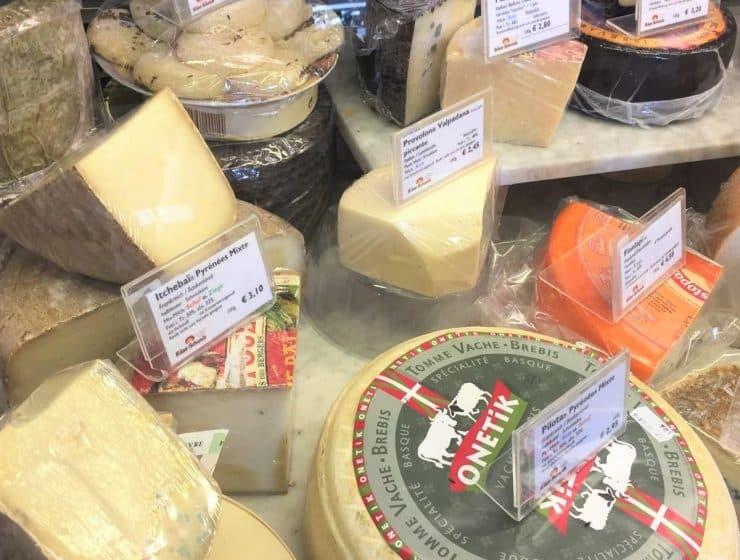 Style Hannover stellt Käse-Schaub vor.