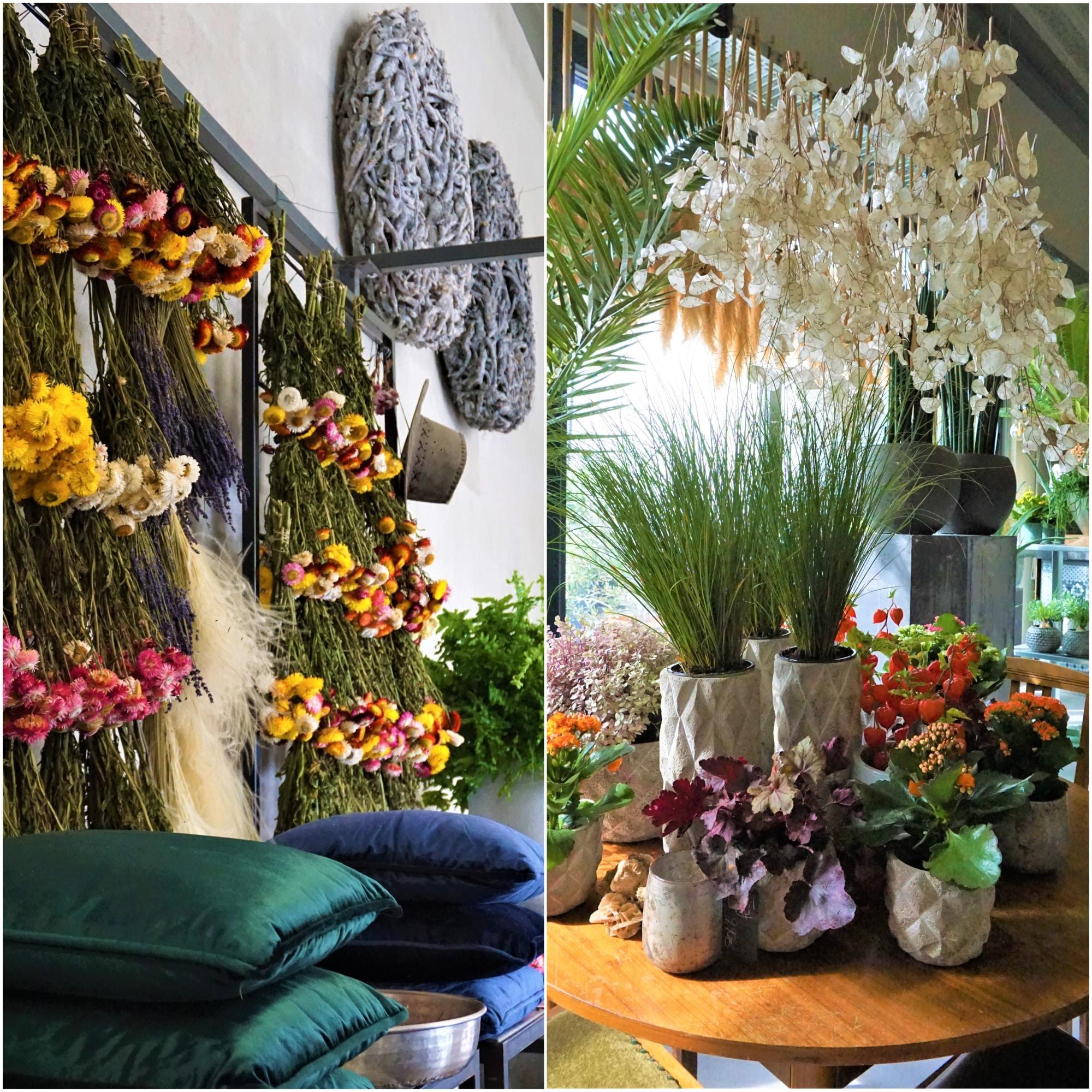 Style Hannover Milles Fleurs Collage 2 - Milles Fleurs - moderne Blumensträuße