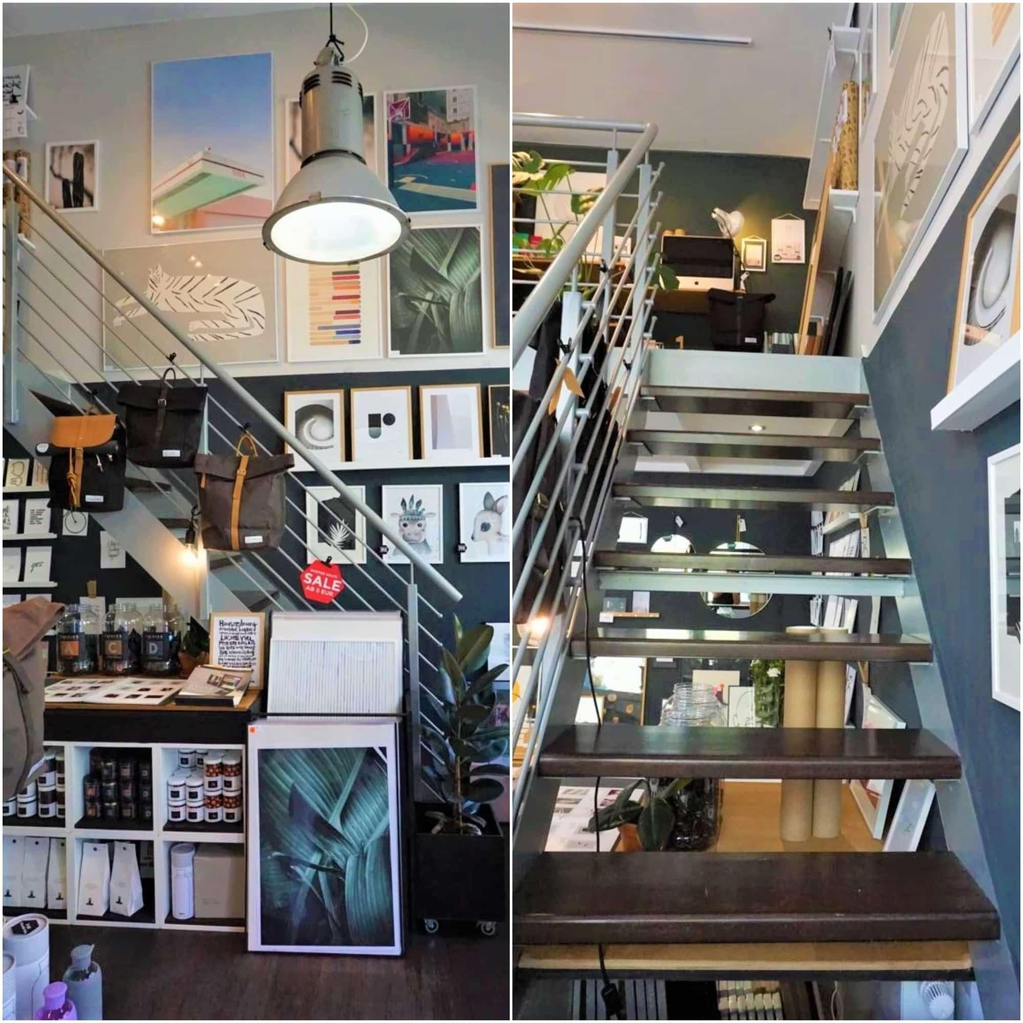 Style Hannover Viewme Collage 1 - viewme.design - Ein Herz für Poster