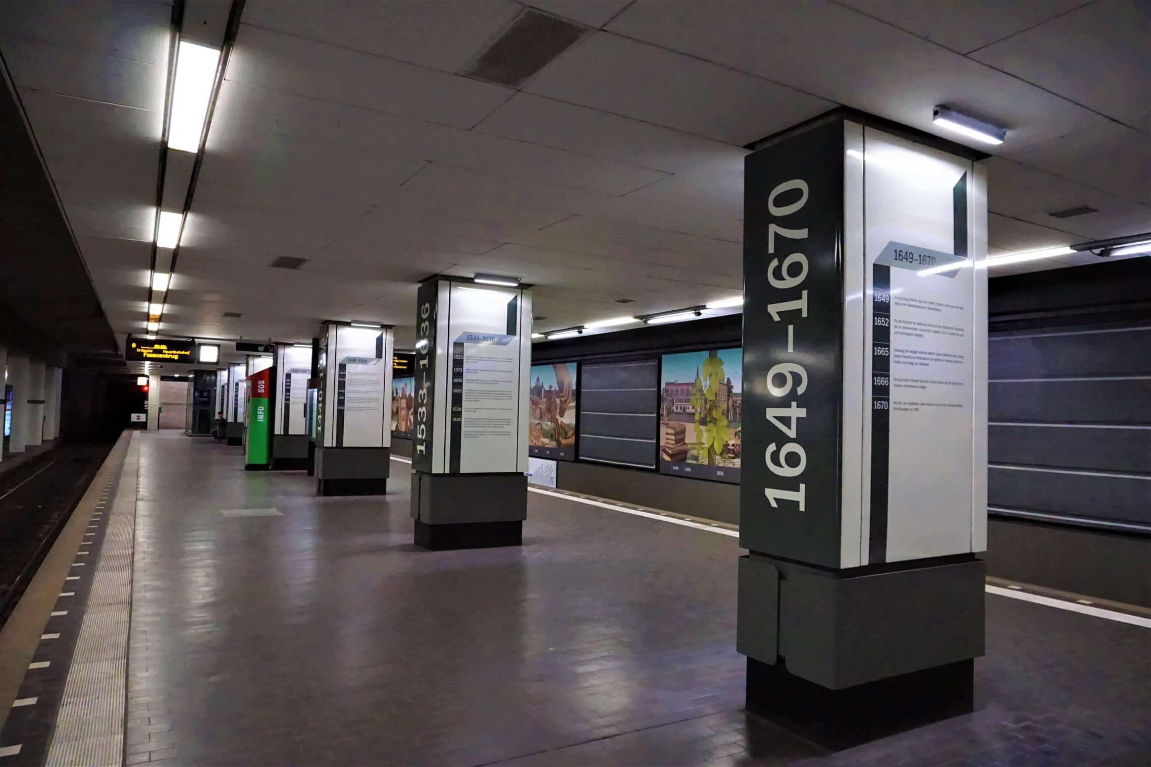 style hannover waterloo station 3 - Ausgezeichnet: Die U-Bahn-Station Waterloo