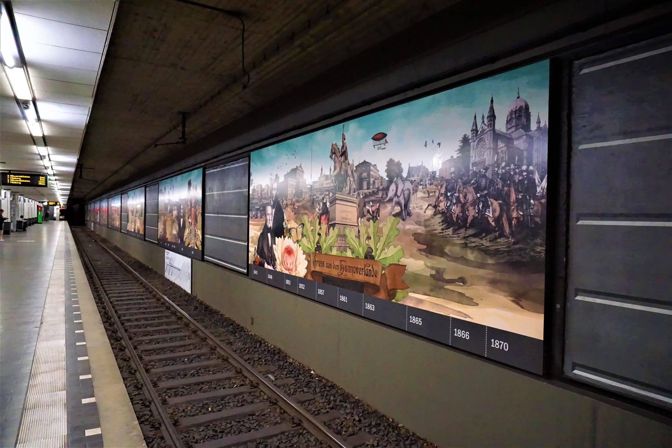 style hannover waterloo station 5 - Ausgezeichnet: Die U-Bahn-Station Waterloo