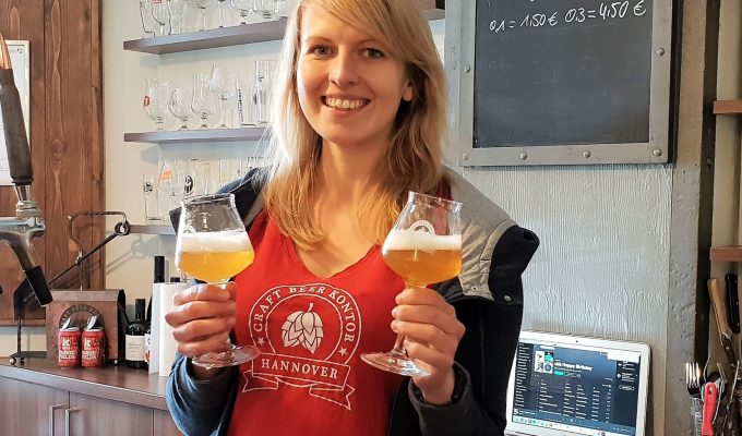 "Style Hannover Craft Beer Kontor Janina B 680x400 - Craft Beer Kontor für ""Hahndrang"""