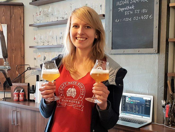 "Style Hannover Craft Beer Kontor Janina B 740x560 - Craft Beer Kontor für ""Hahndrang"""