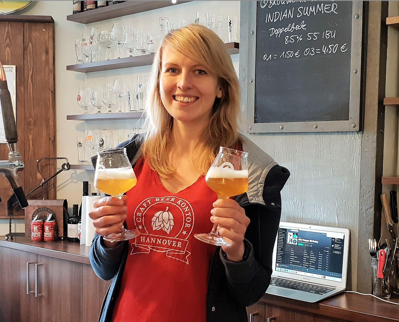 Style Hannover Craft Beer Kontor Janina B - Dein Kiez