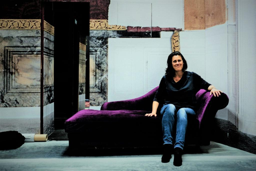 Style Hannover Nerissa Rothhardt Lila Sofa 1024x683 - Nerissa Rothhardt - talken, Körper, Stimme und viel mehr