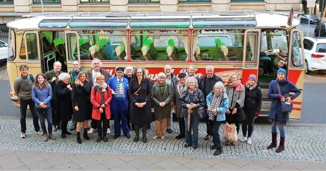 Style Hannover Stadtbekannt FB 1 - Stadtbekannt und Co - mit dem Oldtimer unterwegs