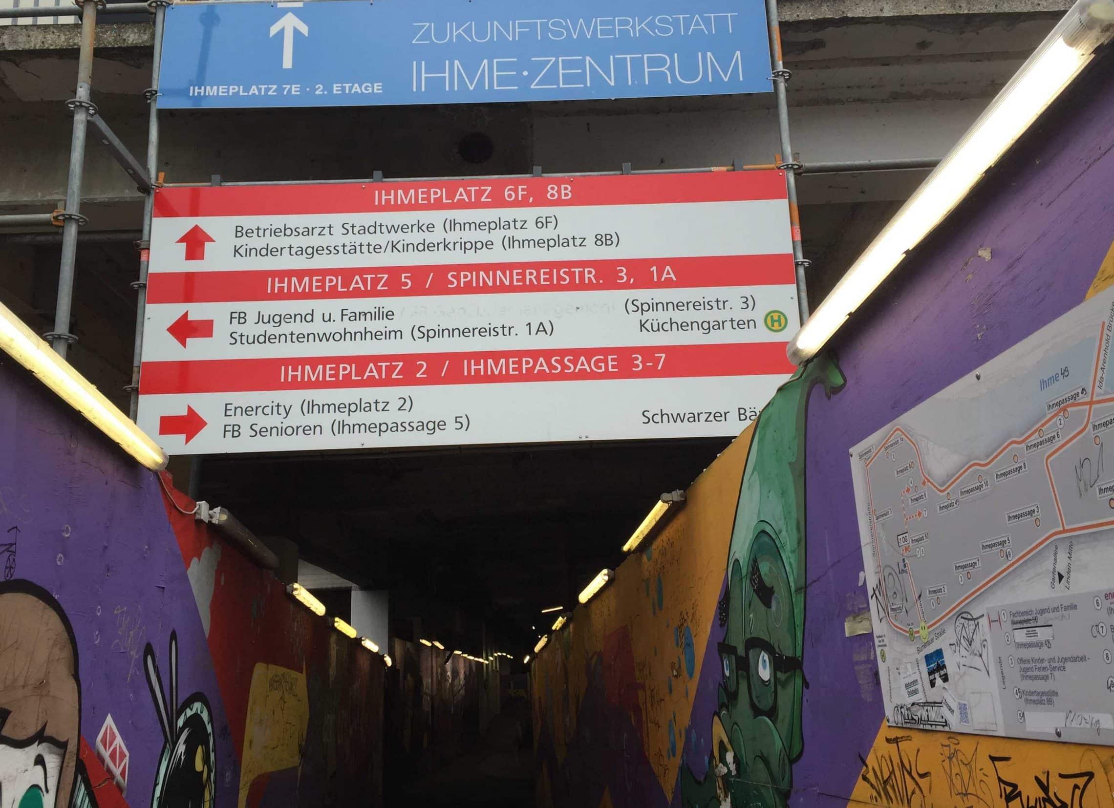 Style Hannover Zukunftswerkstatt Ihmezentrum3 - Zukunftswerkstatt Ihme-Zentrum