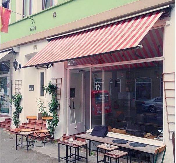 Style Hannover stellt das Café V17 vor
