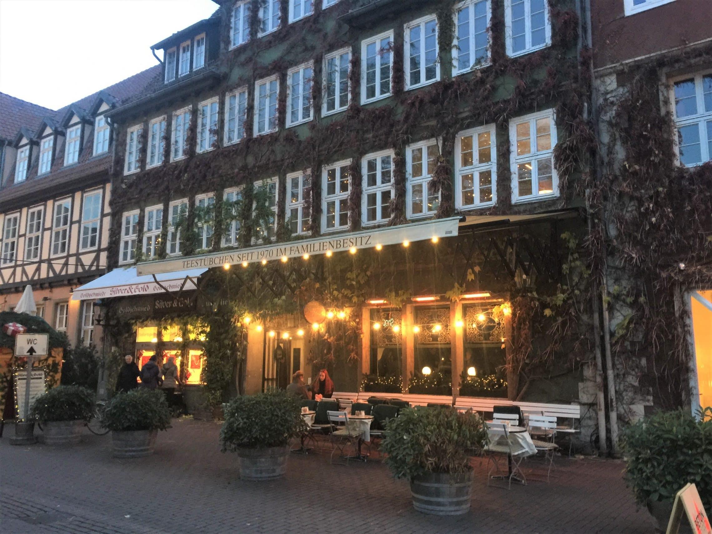 Style Hannover Teestübchen B - Teestübchen – Tradition seit 1970