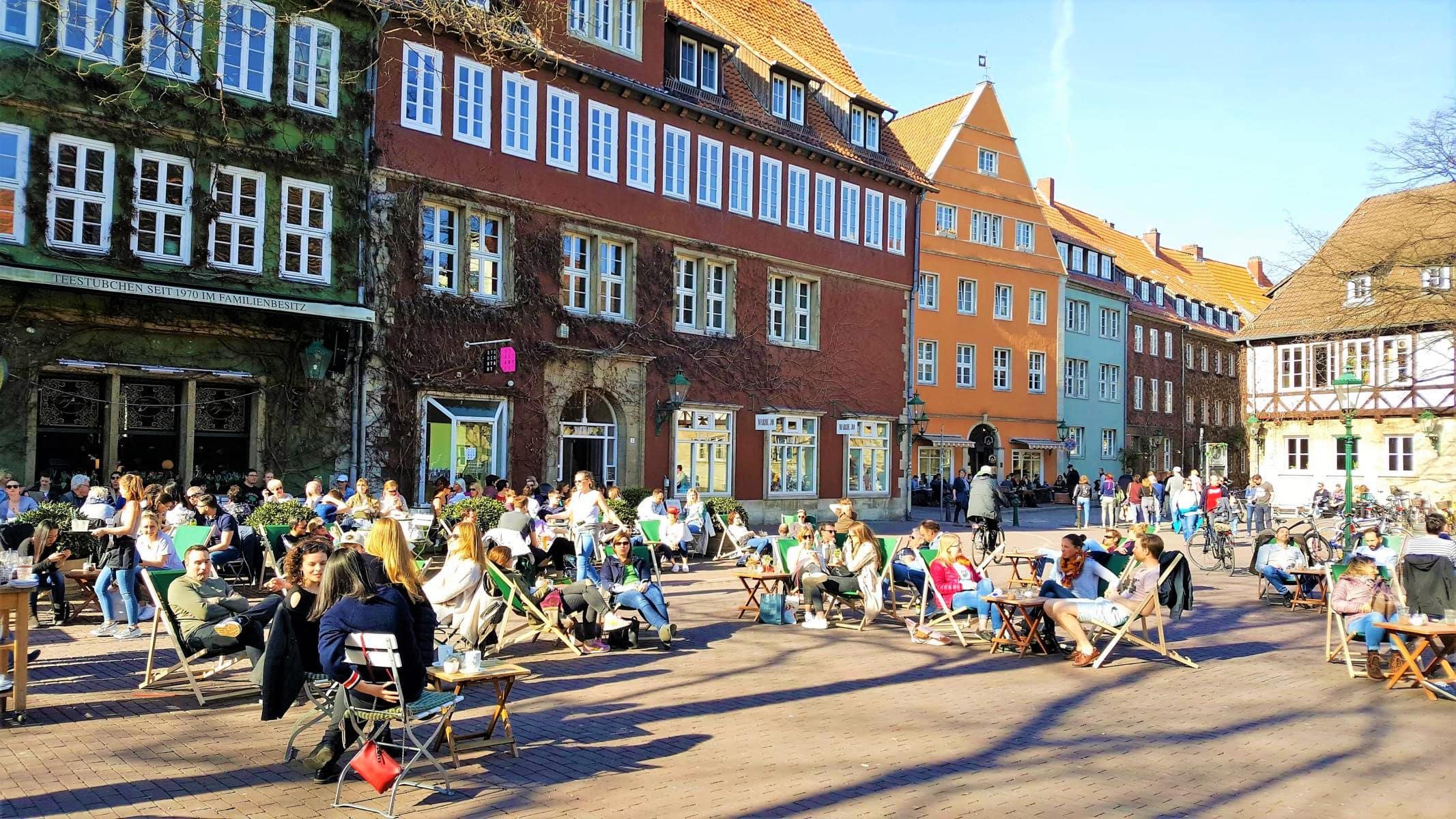 Style Hannover Teestübchen Draußen - Teestübchen – Tradition seit 1970