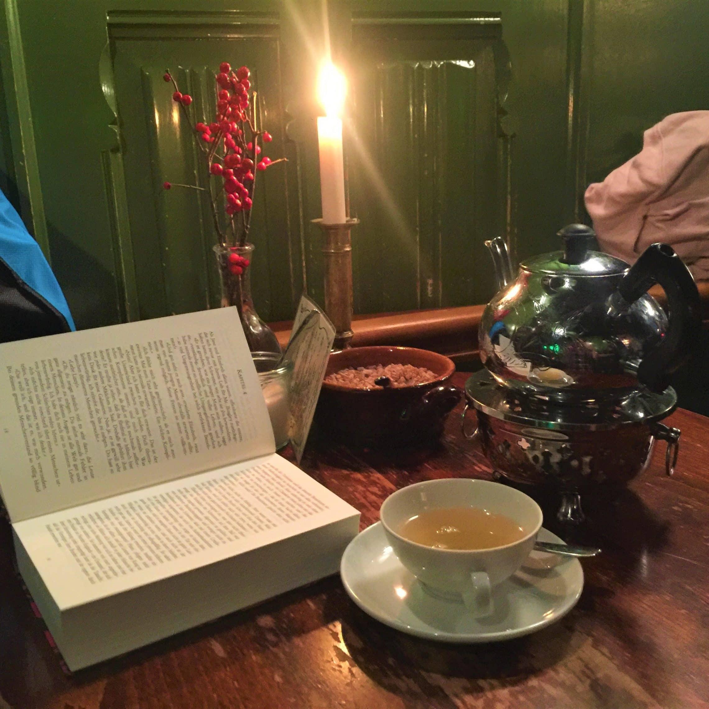 Style Hannover Teestübchen Tee - Teestübchen – Tradition seit 1970