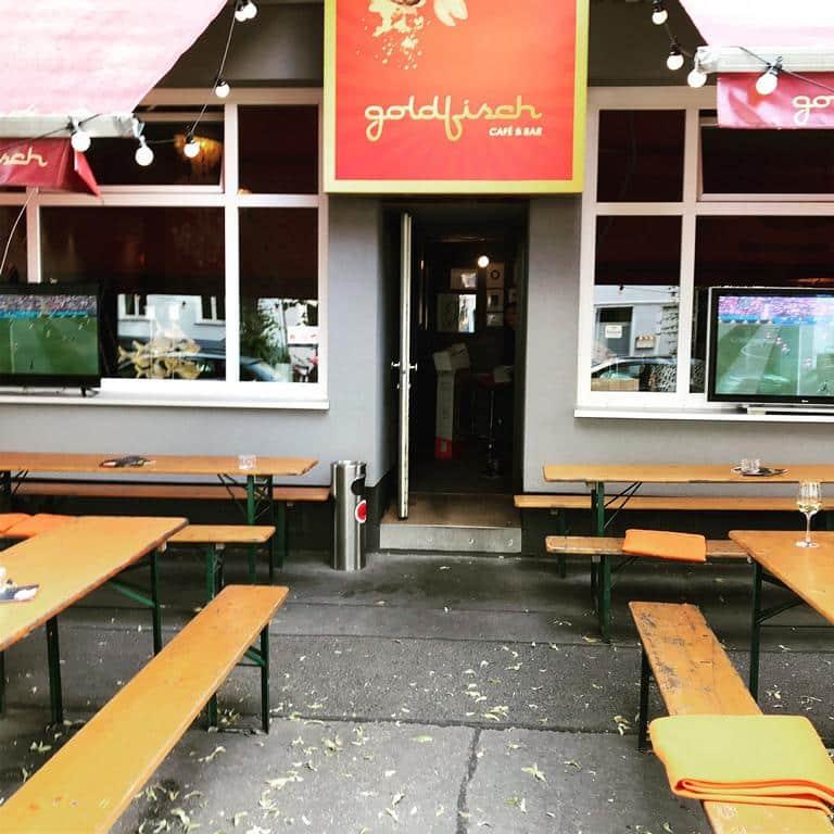 style hannover goldfisch02 - Goldfisch - Café & Bar