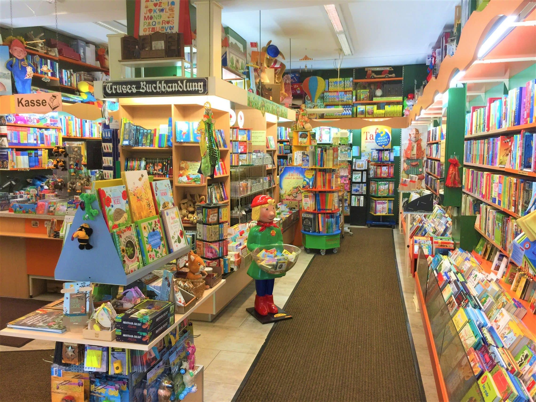 Style Hannover Cruses Buchhandlung B 1 - CRUSES Buchhandlung Kinder- und Jugendbuch