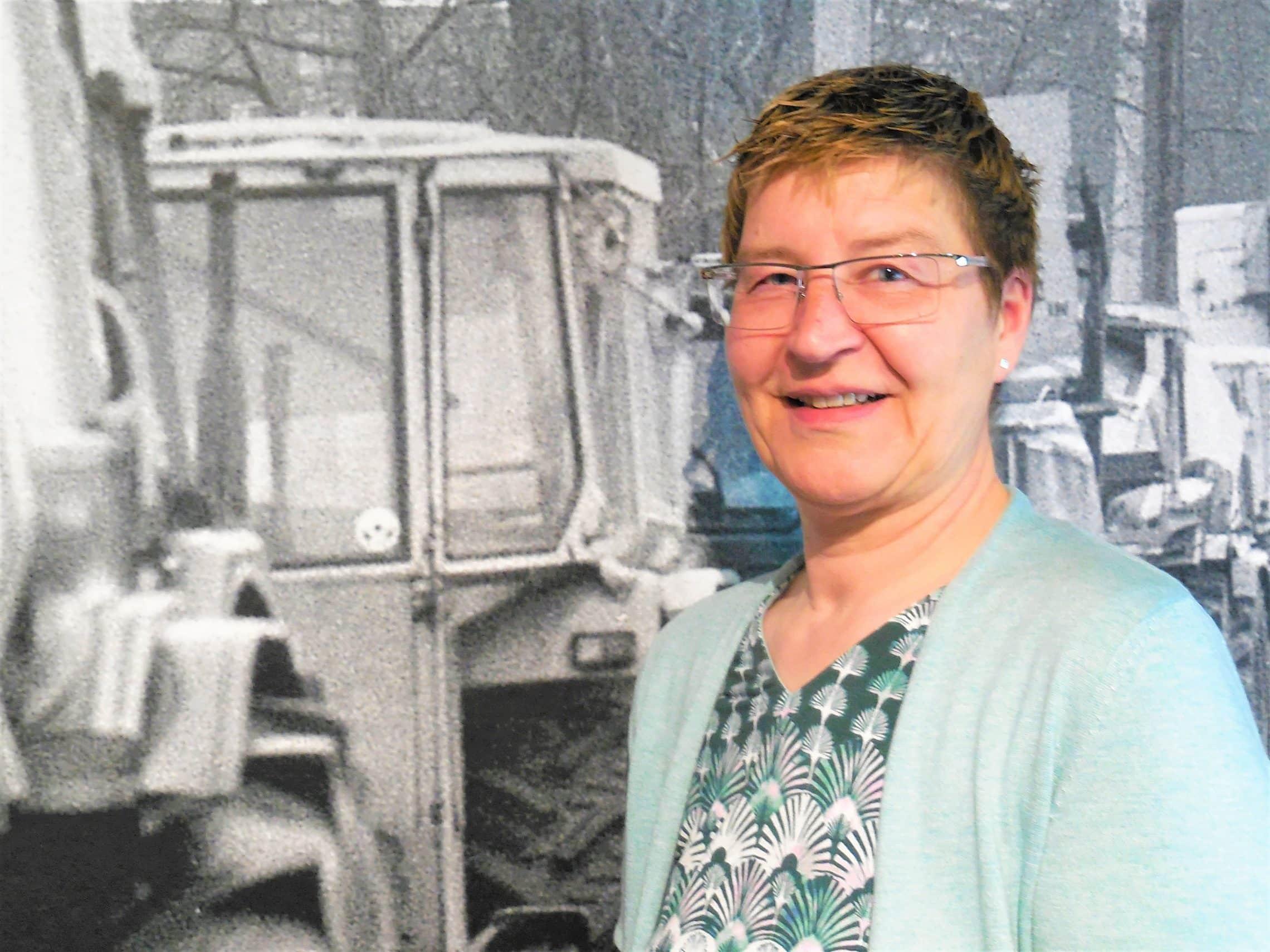 Style Hannover Eva Heinze B - Eva Heinze vom Helfer- und Freundeskreis des Historischen Museums