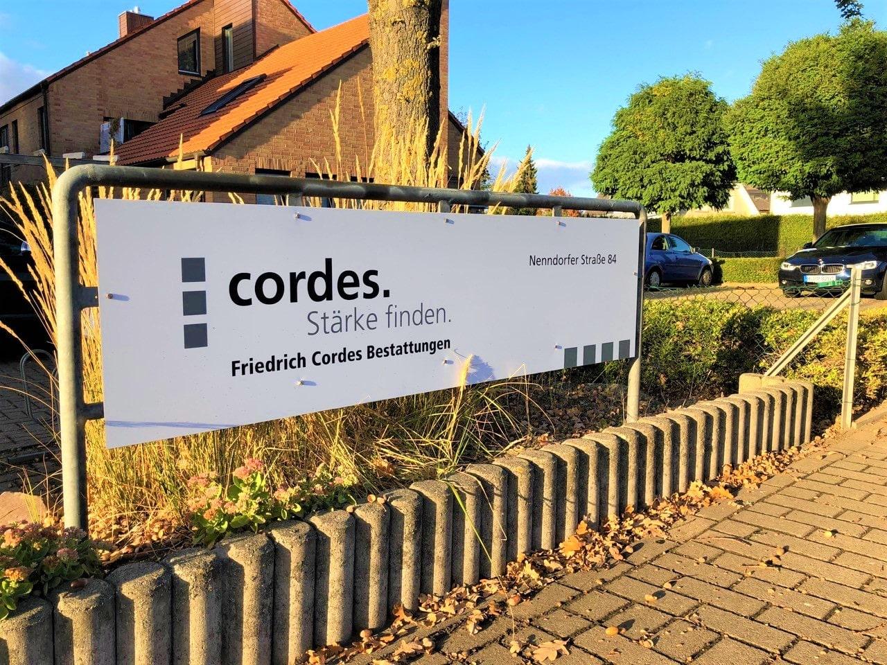 """Style Hannover Sven Friedrich Cordes Bestattungen - Sven Friedrich Cordes: """"Wir sind keine Sargverkäufer, sondern Mutmacher!"""""""