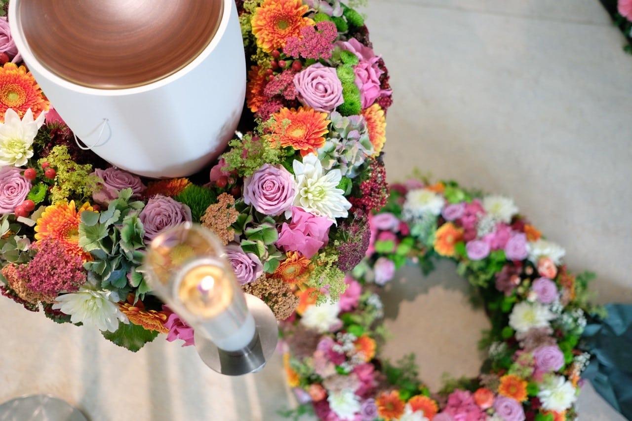 """Style Hannover Sven Friedrich Cordes Blumen - Sven Friedrich Cordes: """"Wir sind keine Sargverkäufer, sondern Mutmacher!"""""""