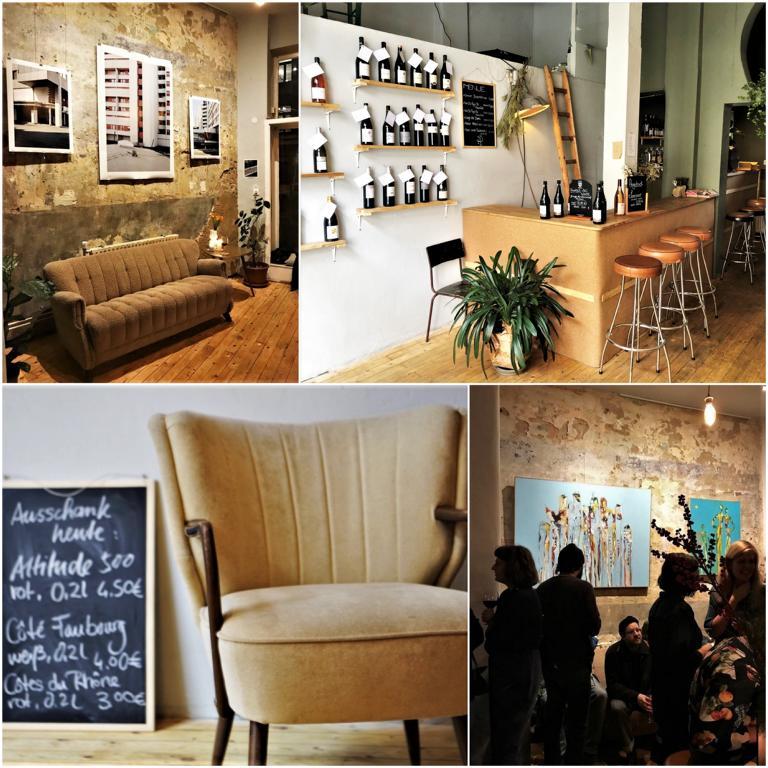 style hannover dreiunddreißigweine collage - dreiunddreißig – Weine aus der Provence