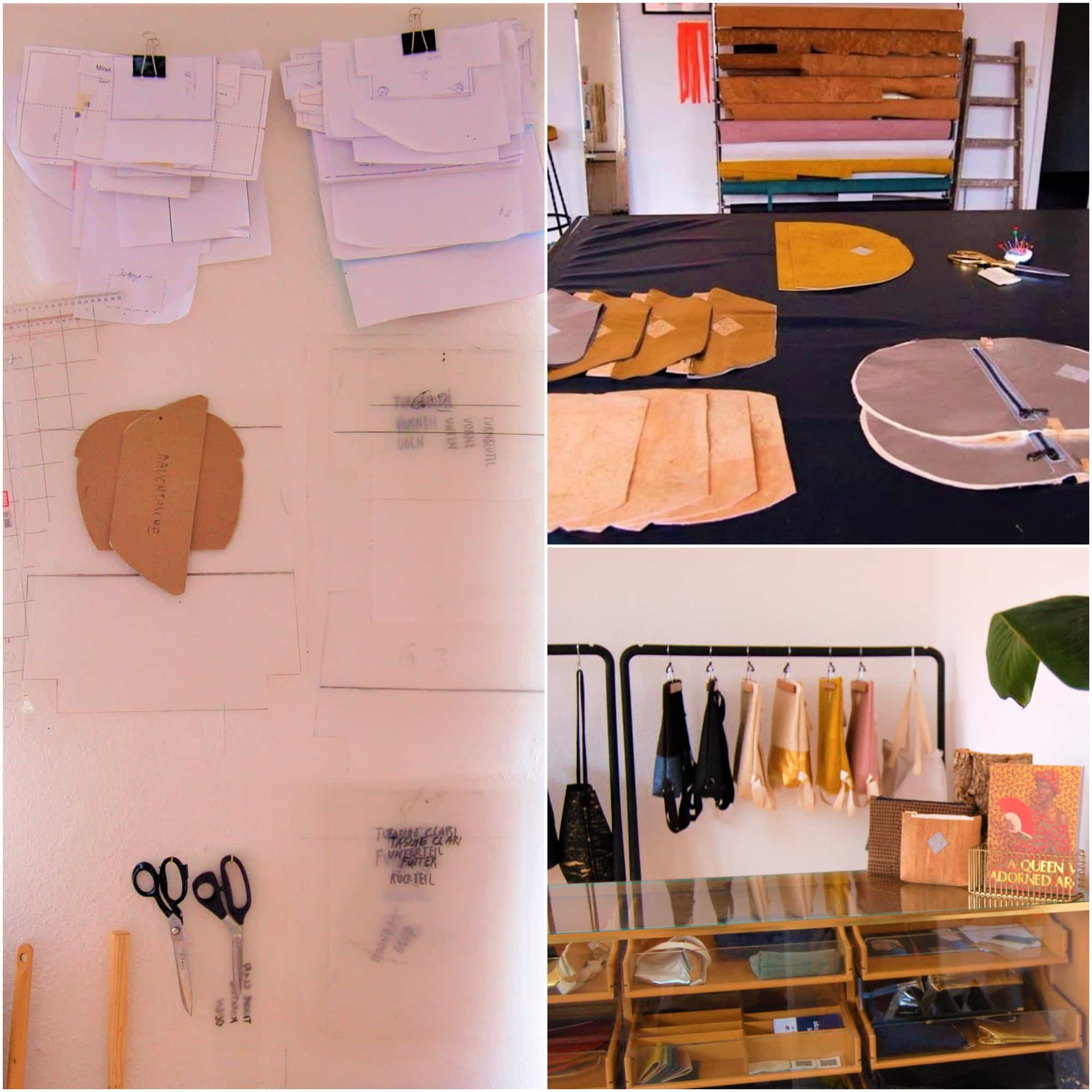 Style Hannover Herdentier Collage - Herdentier - vegane Accessoires