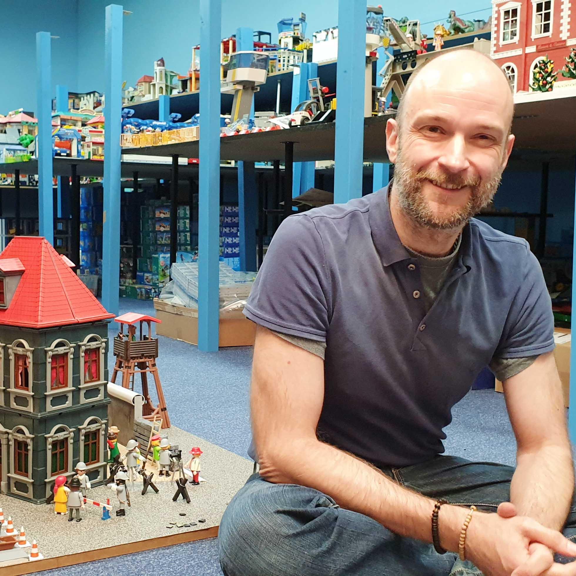 Style Hannover Packeiser Werkstatt1 - Robert Packeiser: Pädagoge, Künstler und ... Playmobil