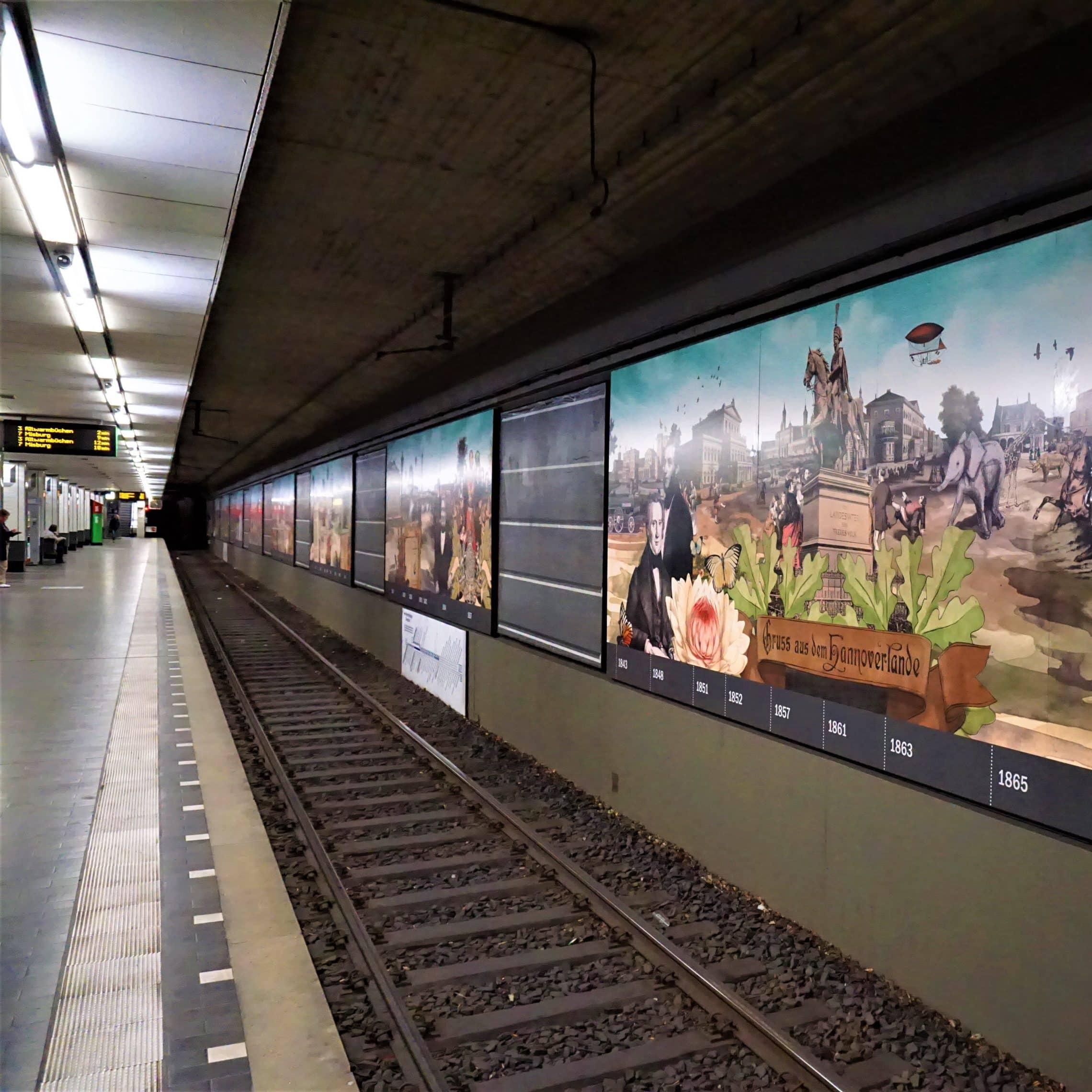 style hannover waterloo station INSTA - Die besten Freizeit-Aktivitäten für die Familie