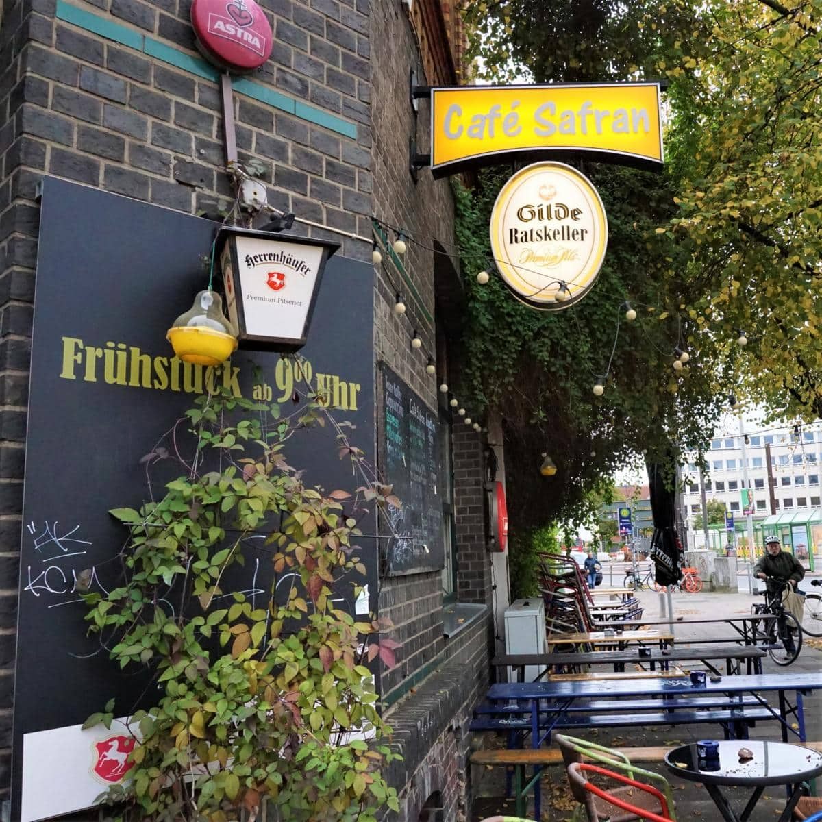 Style Hannover Cafe Safran 1 - Café Safran: Urgestein in Hannovers Gastronomie