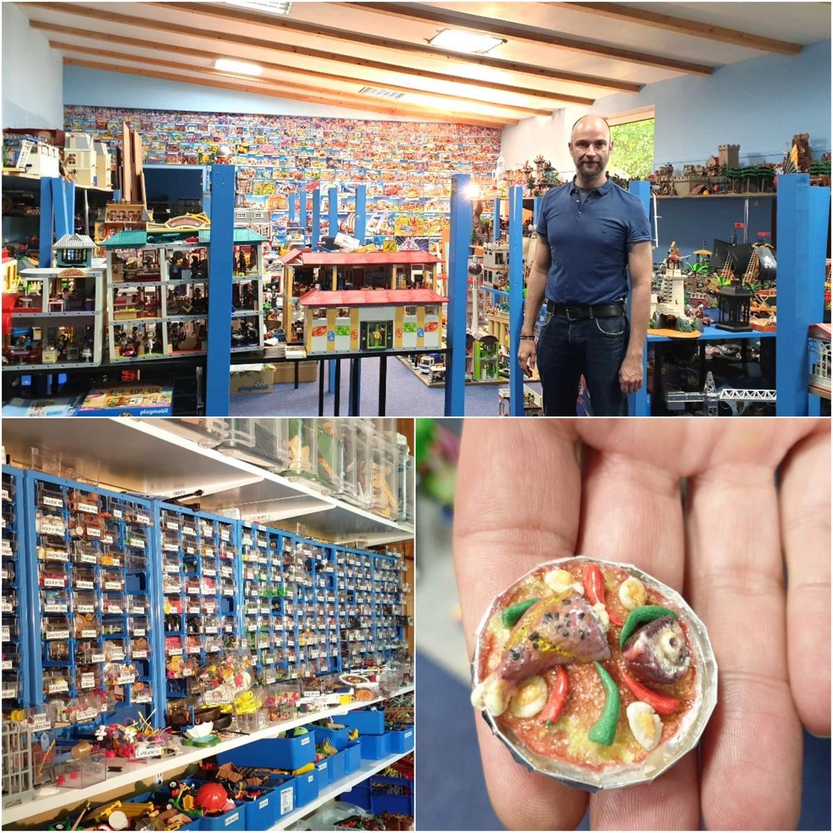 Style Hannover Packeiser Kollage3a - Robert Packeiser: Pädagoge, Künstler und ... Playmobil