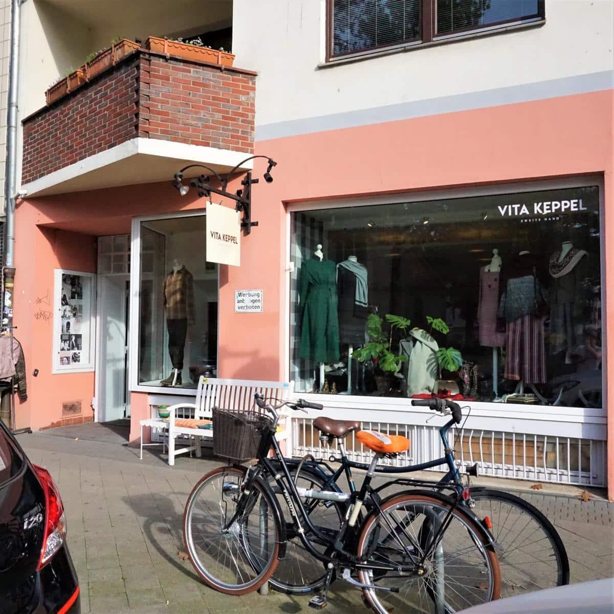 Style Hannover Vita Keppel 2 - Vita Keppel: Hier können KundInnen kaufen – und verkaufen