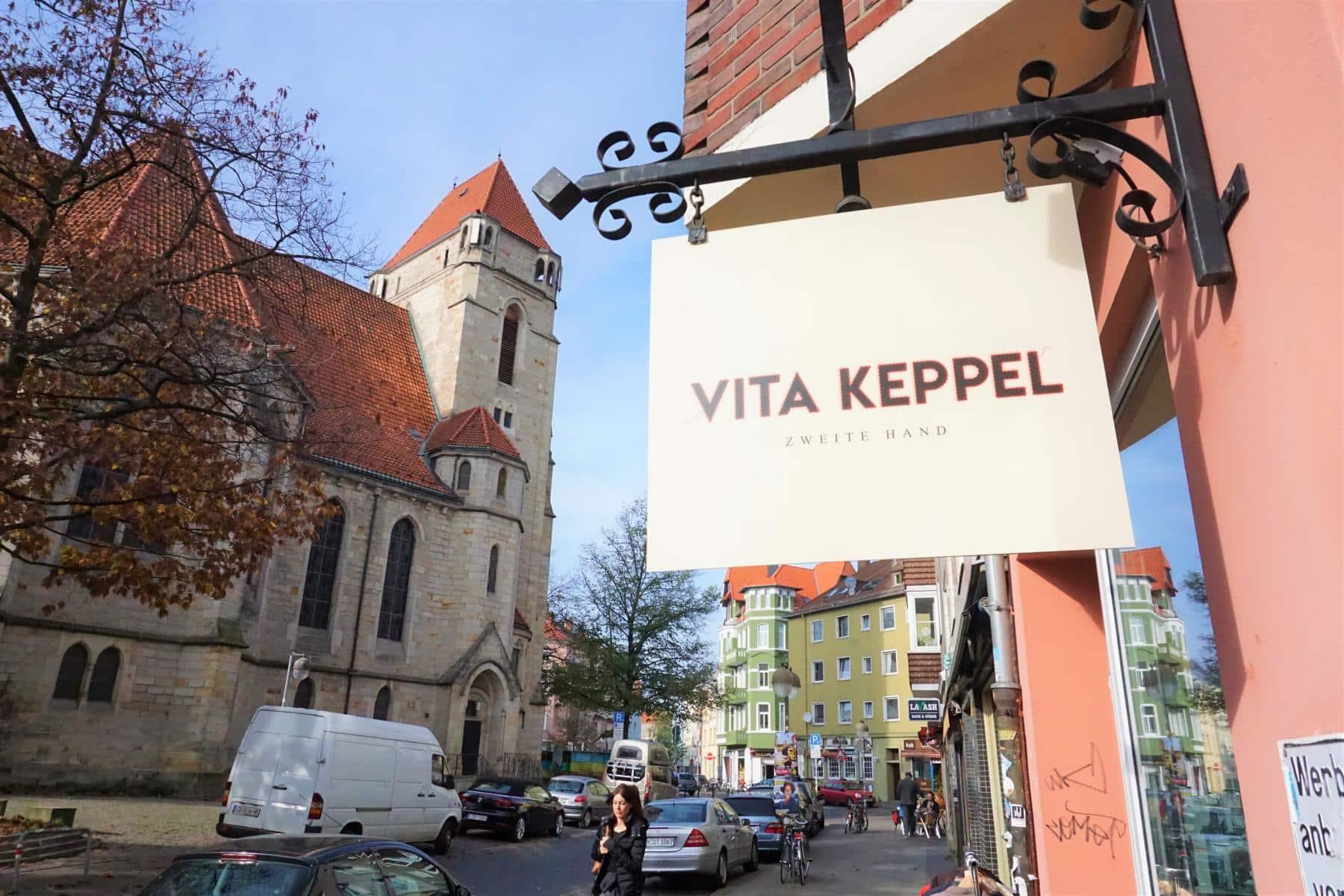 Style Hannover Vita Keppel B - Vita Keppel: Hier können KundInnen kaufen – und verkaufen