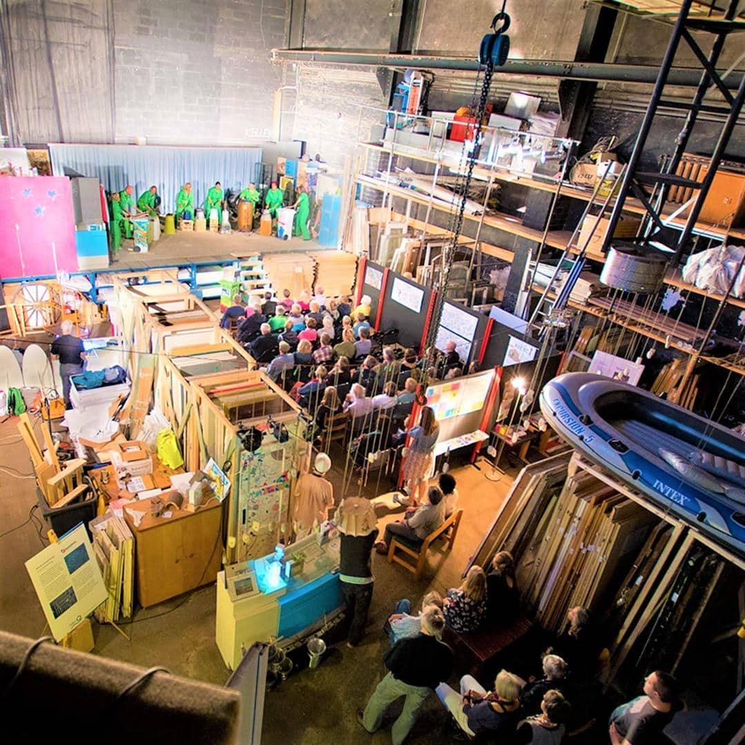 Style Hannover Bauteil Börse 1 - Upcyclingbörse: Global denken – lokal handeln