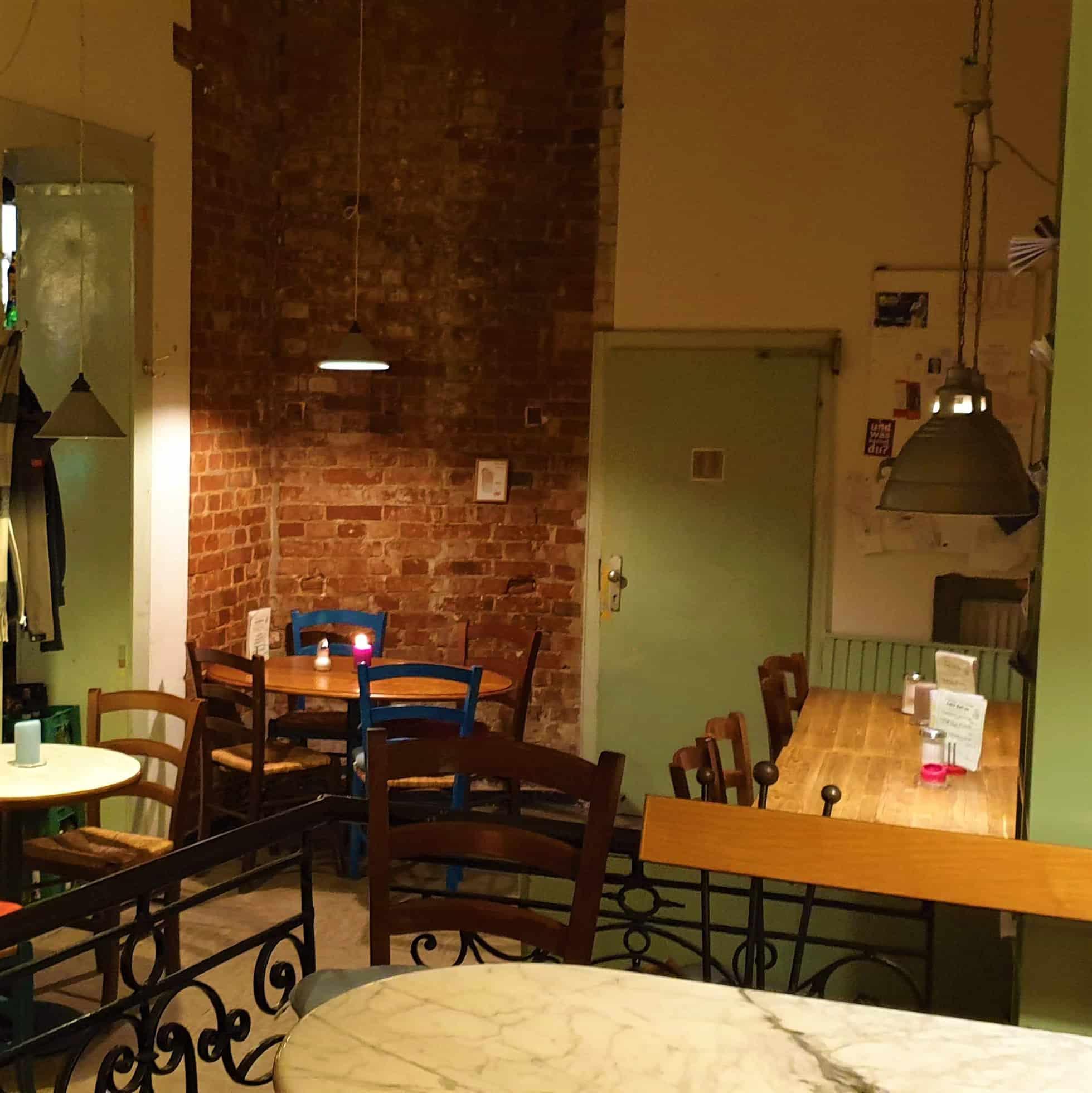 Style Hannover Cafe Safran 5 - Café Safran: Urgestein in Hannovers Gastronomie