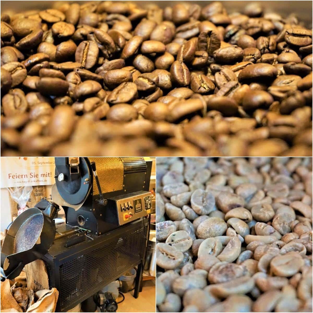 Style Hannover Godshorner Röstkontor Collage - Godshorner Röstkontor –  Slow Food Kaffee in Kirchrode
