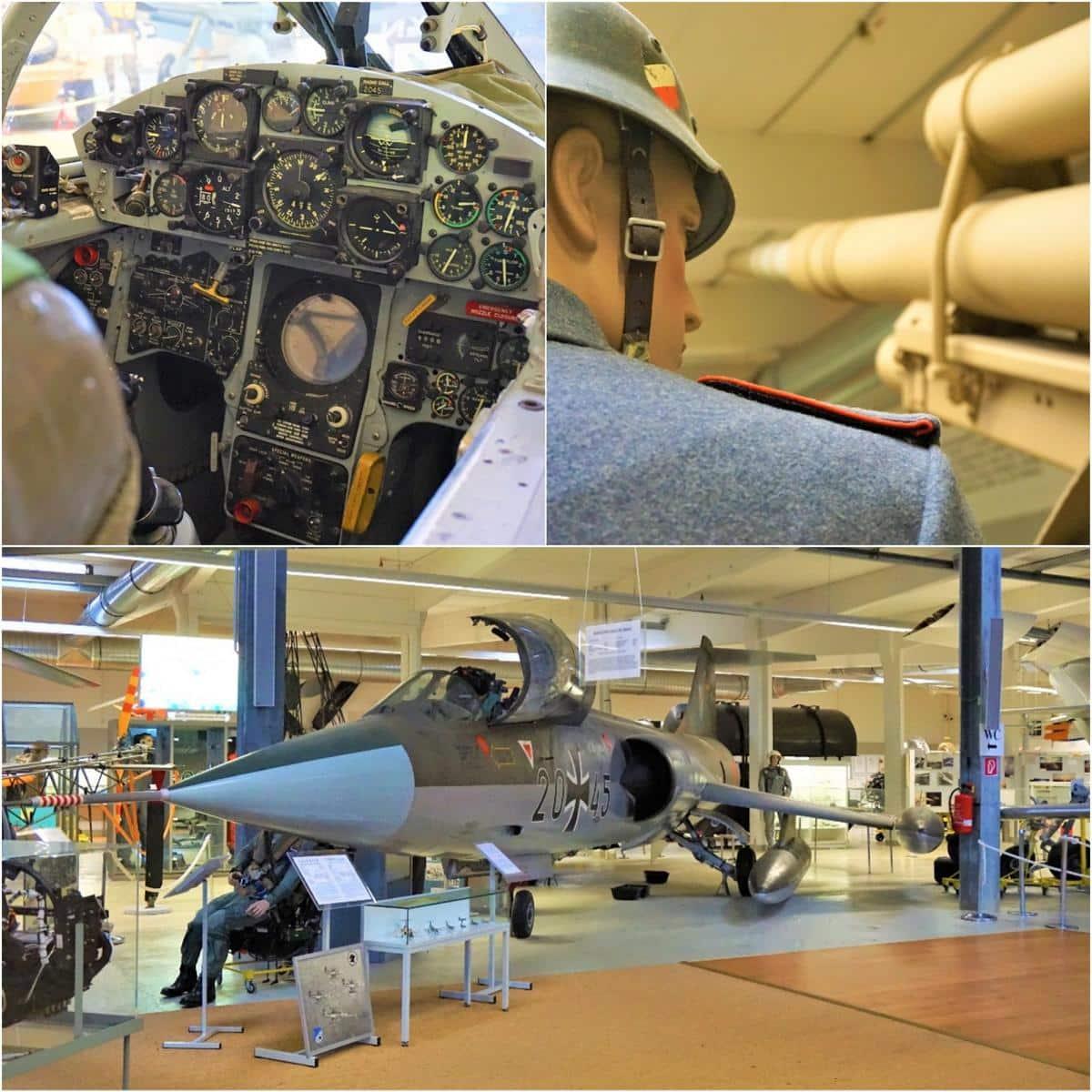 Style Hannover Luftfahrtmuseum Laatzen Collage 1 - Luftfahrtmuseum Laatzen – ein Traum für jeden Luftfahrtinteressierten