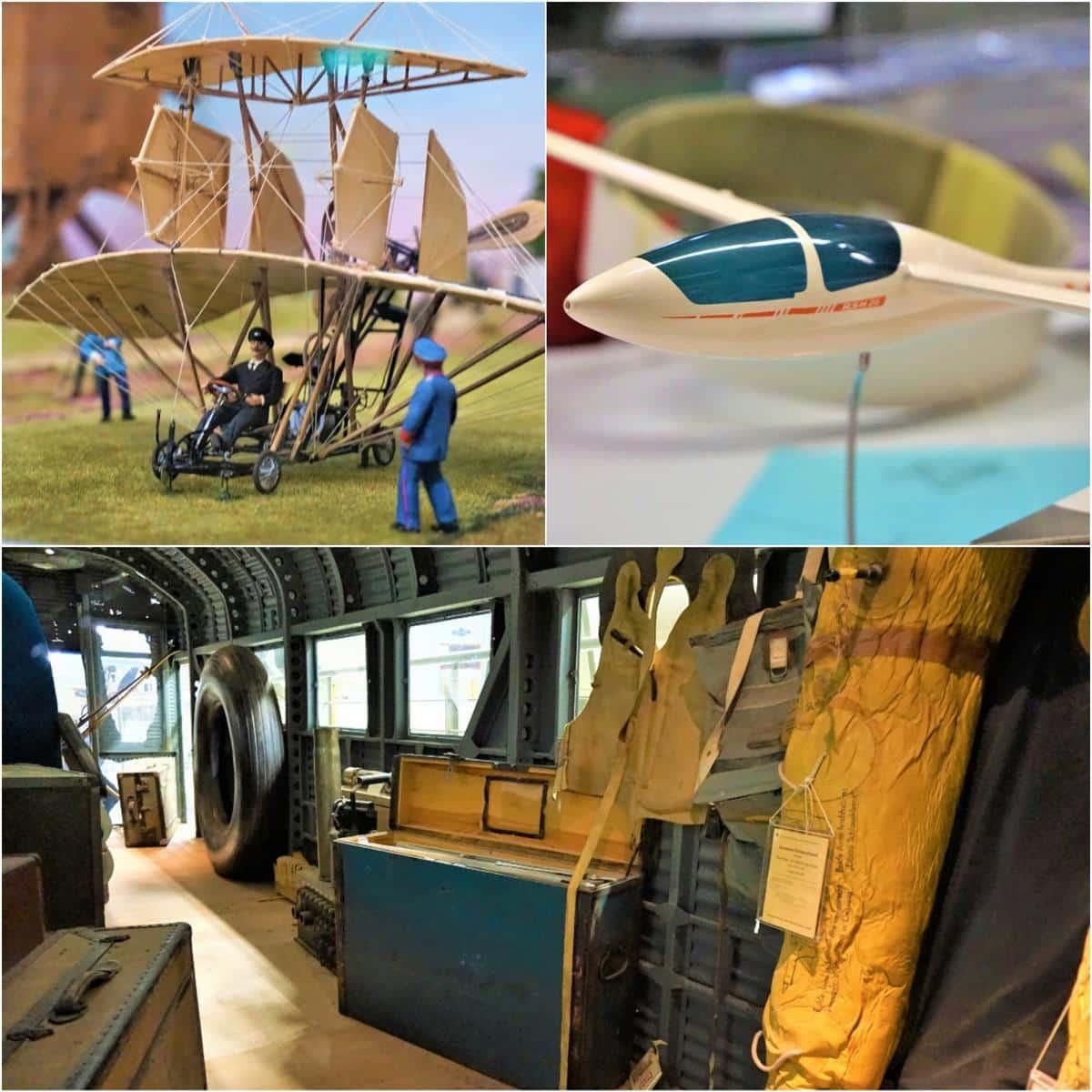 Style Hannover Luftfahrtmuseum Laatzen Collage 2 - Luftfahrtmuseum Laatzen – ein Traum für jeden Luftfahrtinteressierten