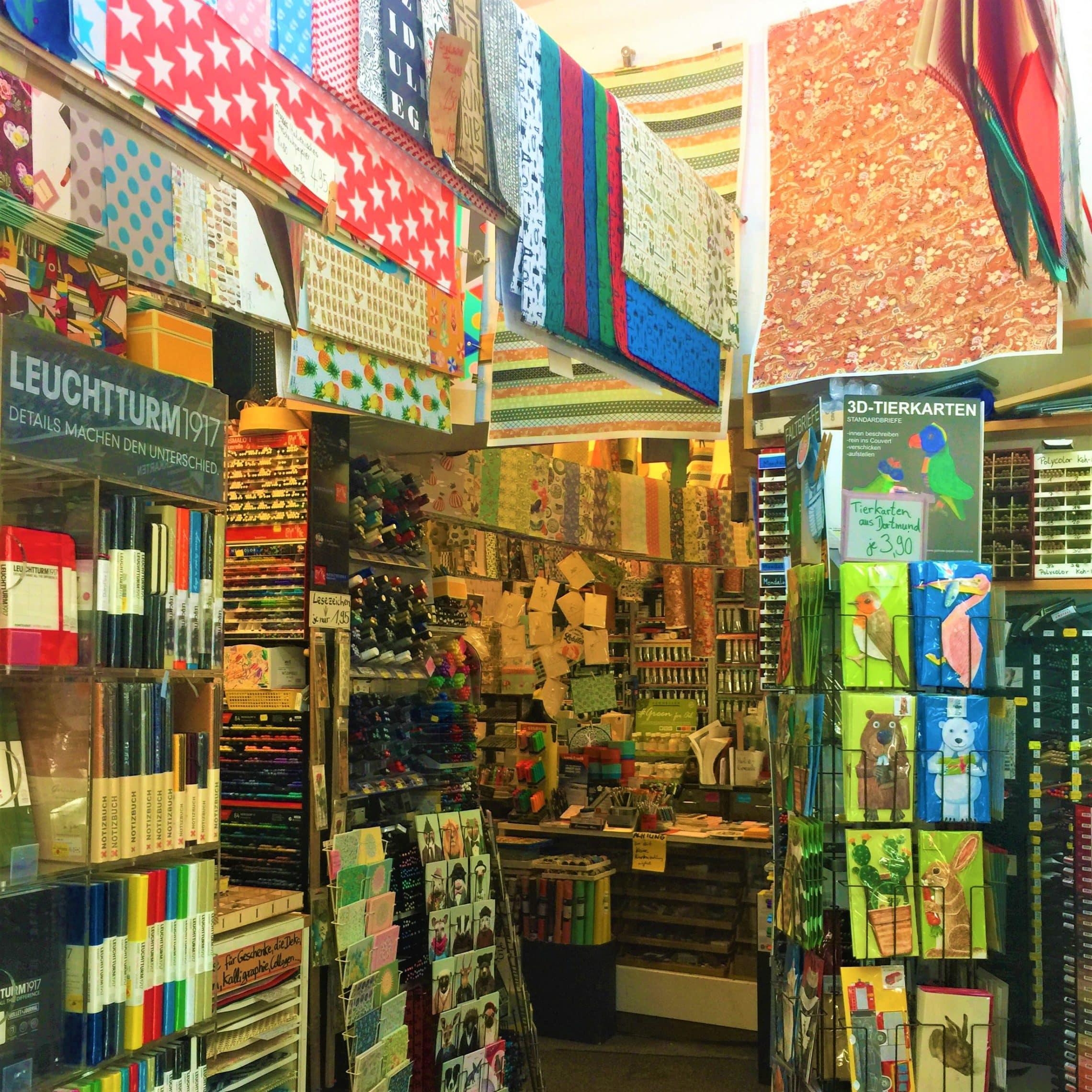 Style Hannover Papierladen Mesecke INSTA 1 scaled - Unsere TOP-Läden für Geschenke