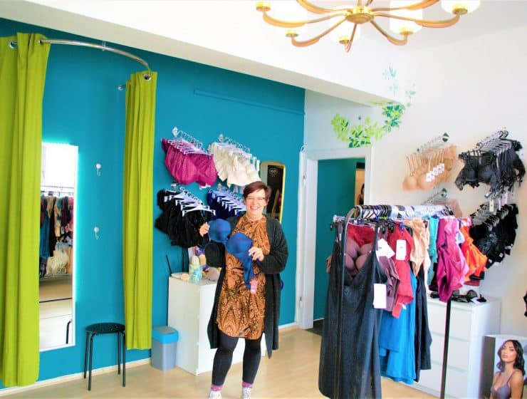 Style Hannover stellt die BH-Lounge vor.
