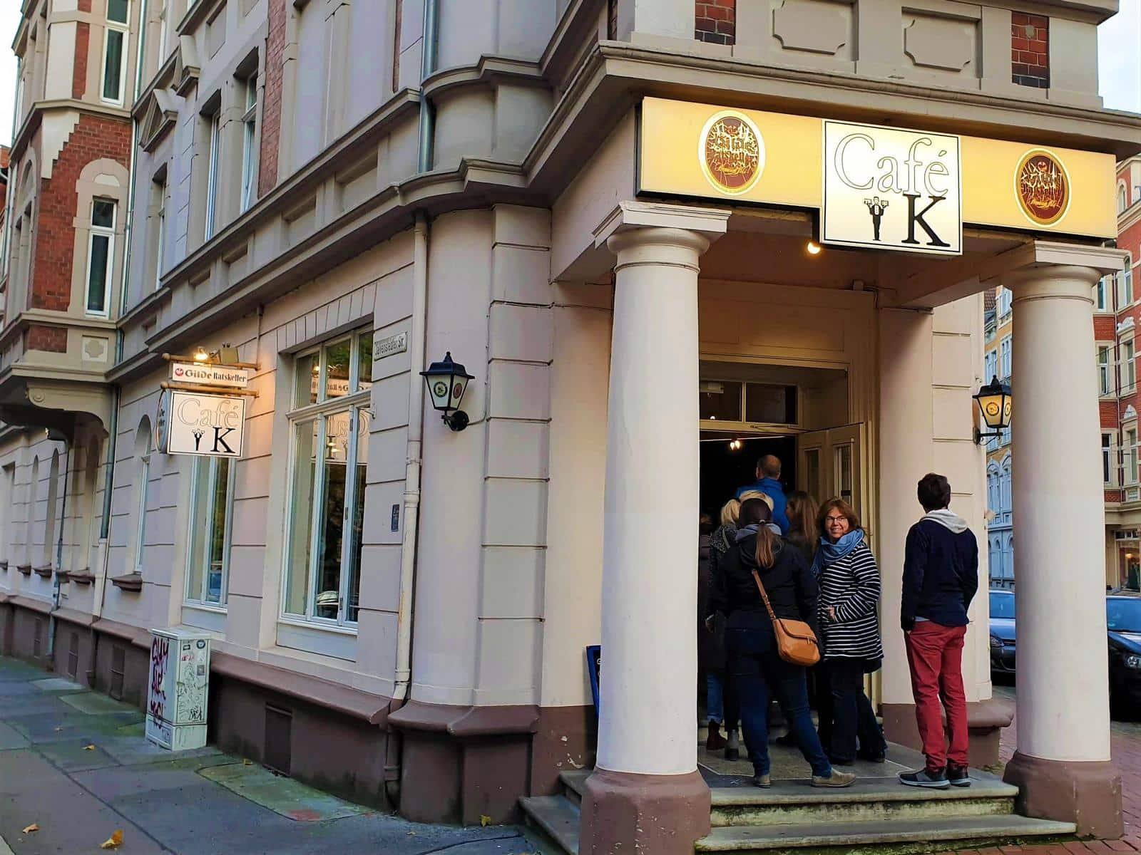Style Hannover Café K B - Café K – Kultstätte im Herzen von Linden