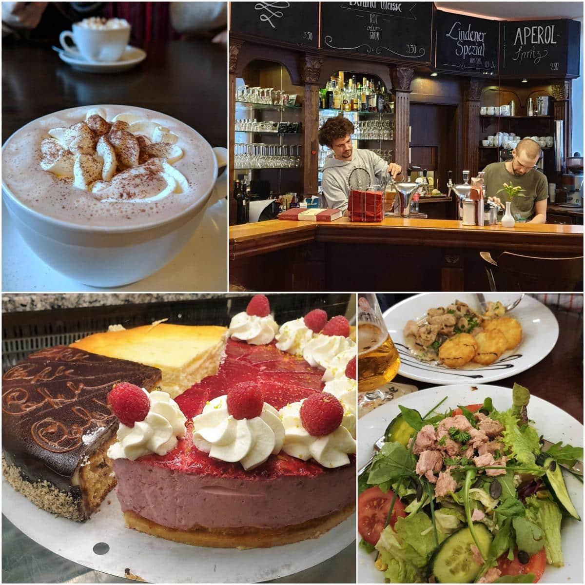 Style Hannover Café K Collage - Café K – Kultstätte im Herzen von Linden