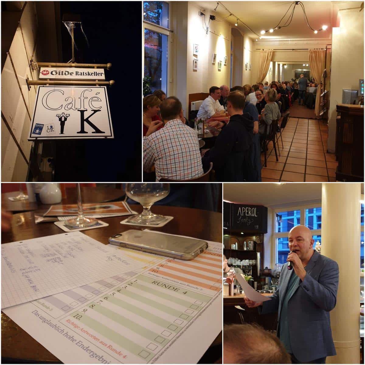 Style Hannover Café K Ralf Schnoor Collage - Ralf Schnoor – Konditormeister und Showmaster