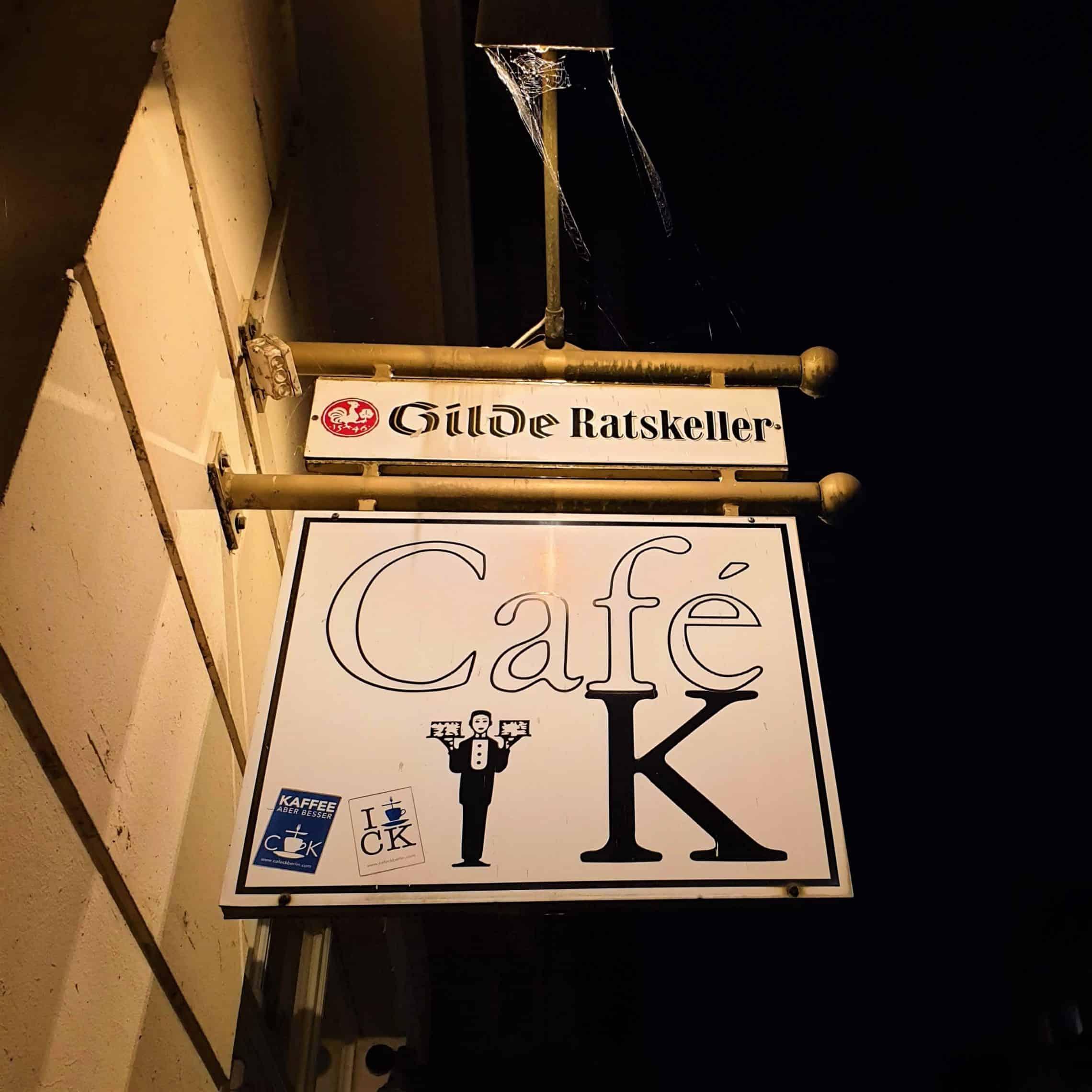 Style Hannover Café K Schild scaled - Café K – Kultstätte im Herzen von Linden