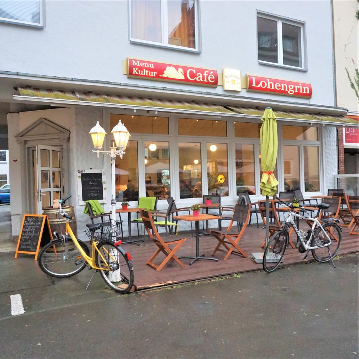 Style Hannover Café Lohengrin 1 - Café Lohengrin = Kleines Kulturzentrum