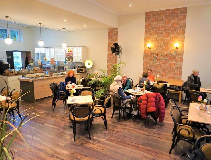 Style Hannover stellt das Café Lohengrin vor.