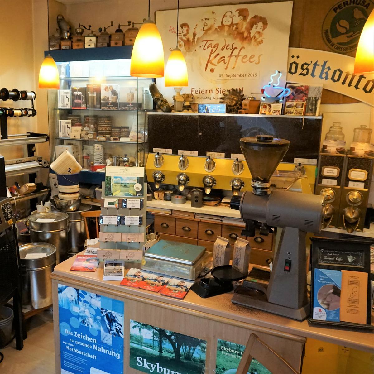 Style Hannover Godshorner Röstkontor B1 - Godshorner Röstkontor –  Slow Food Kaffee in Kirchrode