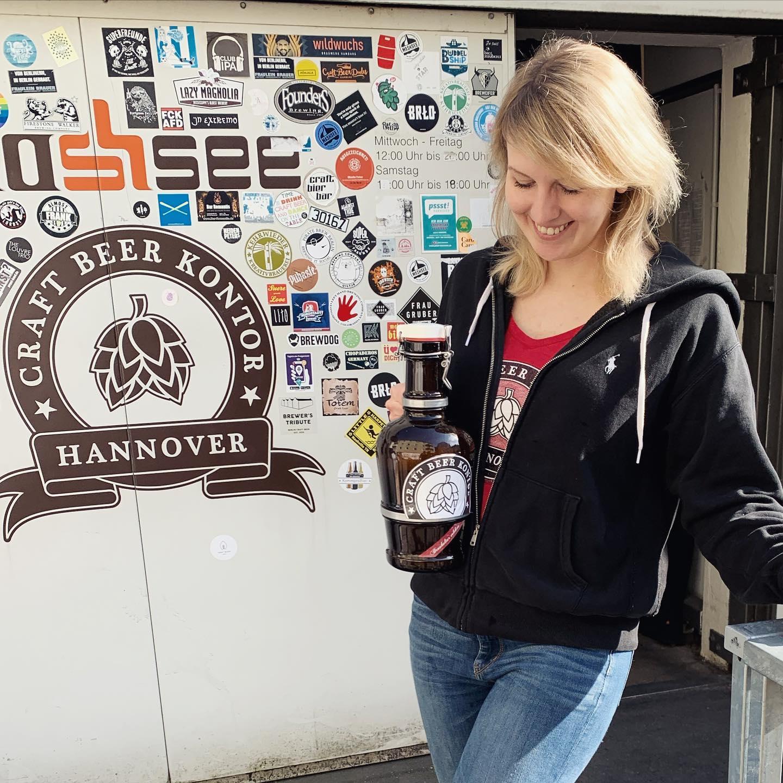 Style Hannover Craft Beer Kontor Janina INSTA - Craft Beer Kontor - Lieferangebot