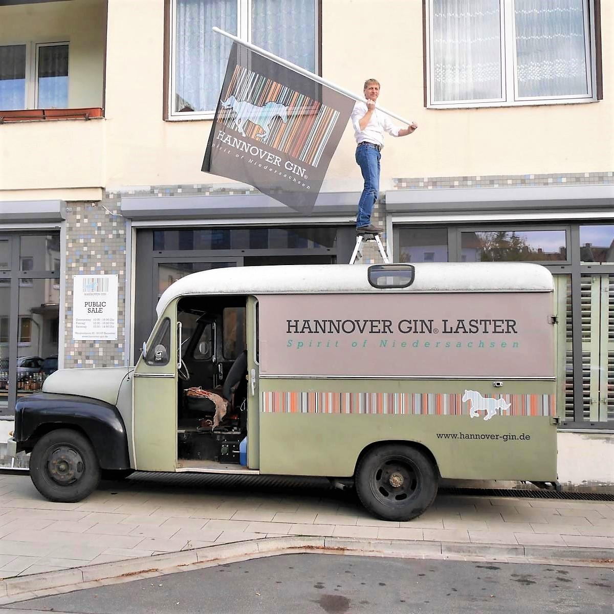 Style Hannover Hannover Gin 1 - Hannover Gin - Der Spirit Niedersachsens