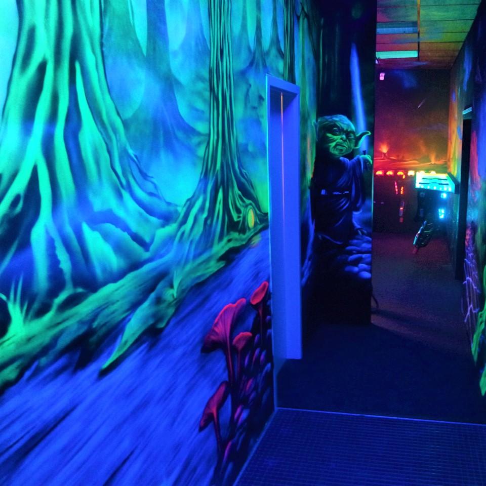 Style Hannover Lasersports 2 - LaserSports Hannover - Spaß und Aktion beim Lasertag