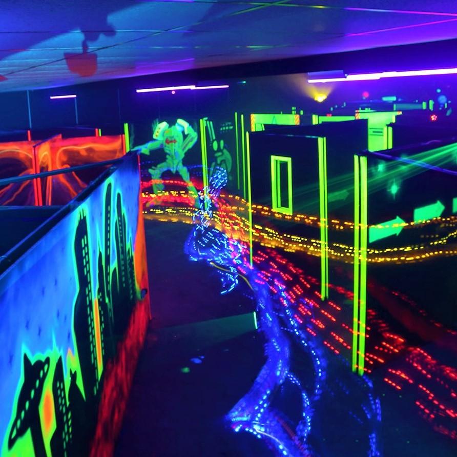 Style Hannover Lasersports B1 - LaserSports Hannover - Spaß und Aktion beim Lasertag