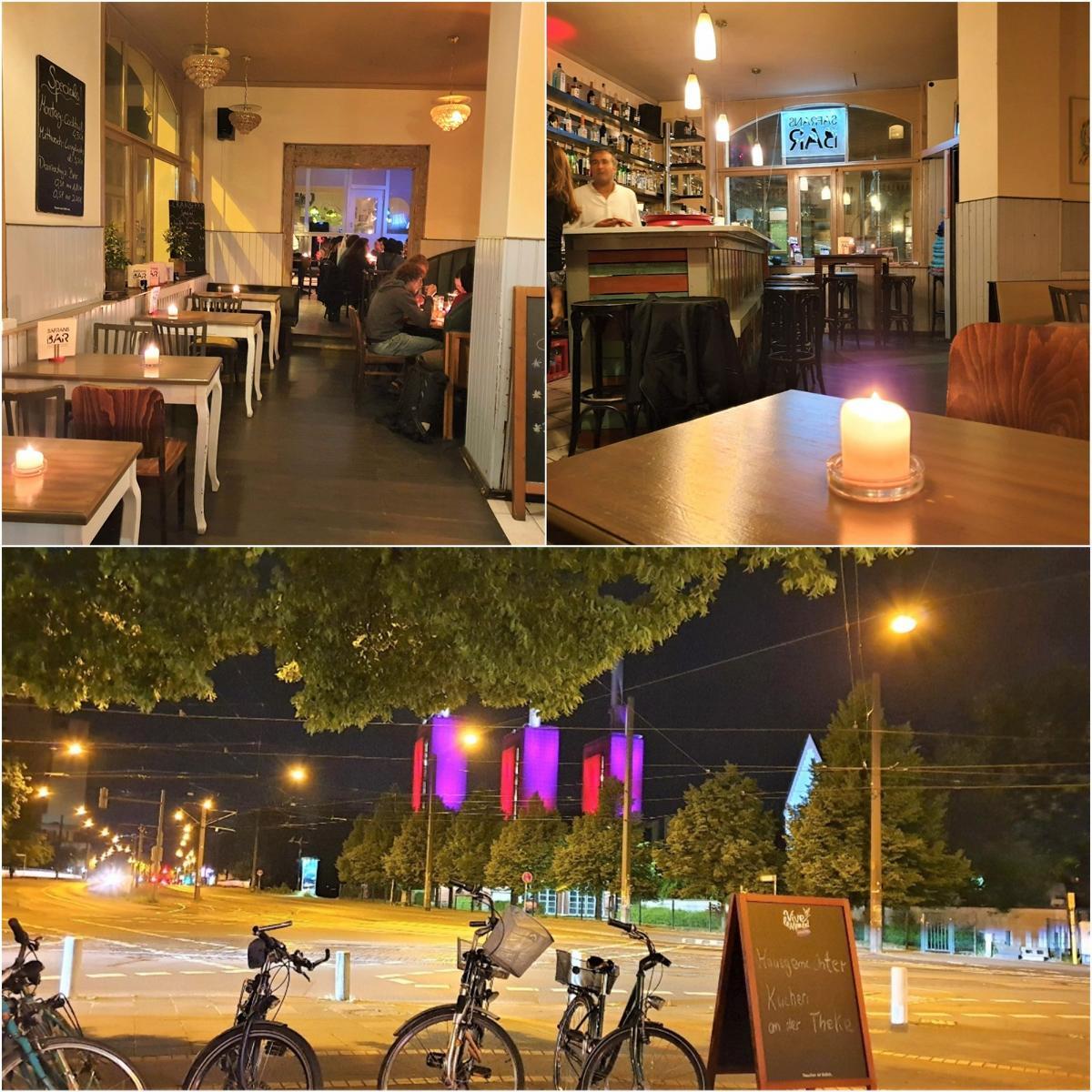 Style Hannover Safrans Bar CCCCollage - Safrans Bar – Essen, Trinken, Tanzen