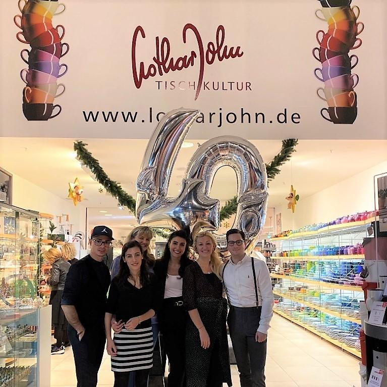 style hannover lothar john online shop 2 - Lothar John Tischkultur - ONLINE Shop
